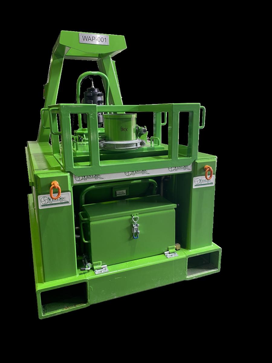 Wet Applicator Pumping System